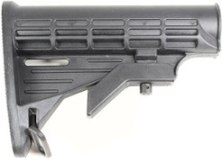 Tiberius Arms Collapsible Stock End - Black MR-4071