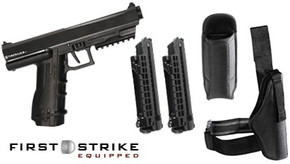 Tiberius Arms T8.1 Pistol First Strike Player Pack