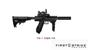 Tiberius Arms T9.1 CQB FS First Strike