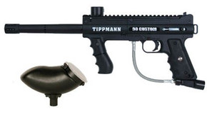 Tippmann 98 Custom Platinum Series ACT - Blk