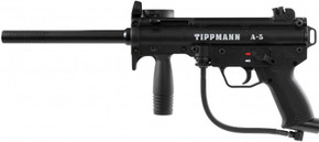 Tippmann A-5 with Selector Switch - Response Trigger RT