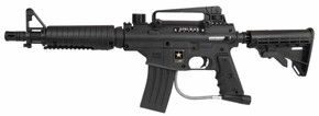 US Army Alpha Black Elite E-Grip Paintball Gun