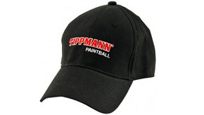 Tippmann Logo Cap - Black - Large/XL