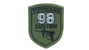 Tippmann 98 Custom Patch - T029012