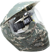 2013 US Army Paintball Ranger Gen 2 Goggles - Digi Camo