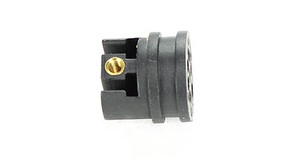 Alpha Black/TPN End Cap - TA06006