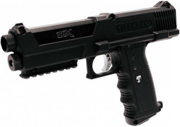 Tippmann TiPX (TPX) Paintball Pistol - Black
