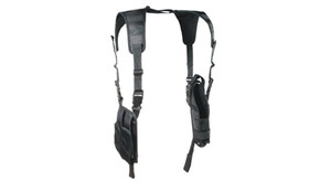UTG Tactical Paintball Pistol Shoulder Holster - Black