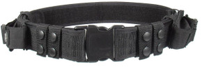 UTG Heavy Duty Law Enforcement Pistol Belt - Black