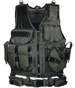 UTG Law Enforcement Vest - Black