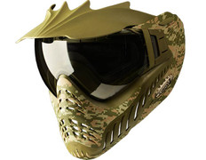 VForce Profiler LTD Paintball Goggles - Dual Tan Digi