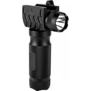 Aim Sports 180 Lumens Flashlight w/ Tactical Aluminum Grip