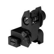 Aim Sports AR Low Profile Rear Flip-Up Sight / V2