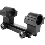 "Aim Sports AR-15 1"" Flat Top Scope Ring Mount"