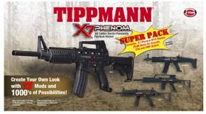 Tippmann X7 Phenom SUPER PACK Paintball Gun