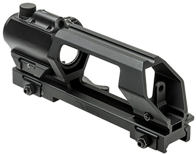 This Carry Handle Red Dot Mount Looks Good Ar15 Com