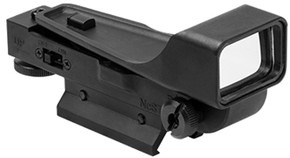 NcSTAR Gen 2 DP DPV2 Red Dot Reflex Sight - Black