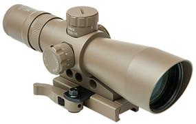NcSTAR Mark III Tactical Gen 2 3-9X42 Mil-Dot - Tan