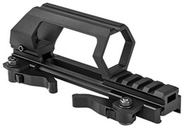 NcSTAR AR15 Gen 2 Carry QR Handle and Optic Mount
