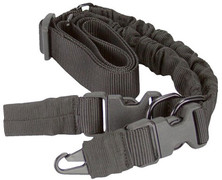 Aim Sports Two Or One Point Bungee Sling - Black
