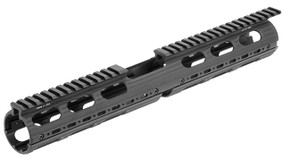 "UTG Pro M4 Super Slim 15"" Car Length Drop-in Handguard"