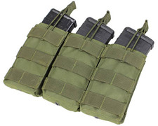 Condor Triple M4/M16 Open-Top Mag Pouch