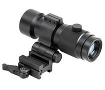 NcSTAR 3X Magnifier w/Flip to Side QR Mount