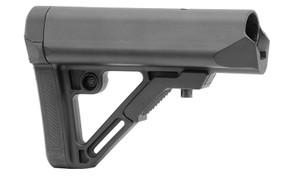 UTG PRO Model 4 Combat Ops S1 Mil-Spec Butt Stock - Black