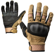 Valken V-TAC ZULU Tactical Gloves - Tan