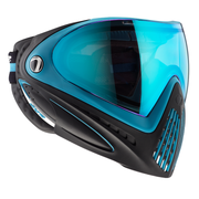 DYE i4 Invision Paintball Goggles - Powder Blue