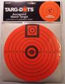 """TargDots® 6"""" Accupoint Match Target 10-PK"""