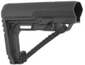Mission First Tactical™ BMS NRAT - BATTLELINK™ Minimalist Stock MIL-SPEC - BLACK