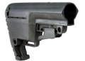 Mission First Tactical™ BULS - BATTLELINK™ Utility Low Profile Stock MIL-SPEC - BLACK