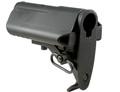 Mission First Tactical™ E2BSA EvolV™ Battle Stock Attachment - BLACK
