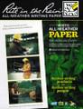 """Rite in the Rain® All-Weather Paper (White - 8.5"""" x 11"""") 25-PK"""