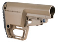 Mission First Tactical™ BUS - BATTLELINK™ Utility Stock MIL-SPEC - SCORCHED DARK EARTH