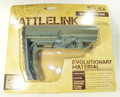 Mission First Tactical™ BMS - BATTLELINK™ Minimalist Stock COMMERCIAL - FOLIAGE GREEN