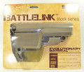 Mission First Tactical™ BULS - BATTLELINK™ Utility Low Profile Stock MIL-SPEC - SCORCHED DARK EARTH