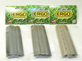 ERGO® 7-Slot KeyMod™ WedgeLok™ Rail Cover 4-PK - DARK EARTH