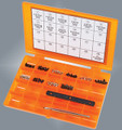 Pachmayr® Master Gunsmith 120 Piece Plug Screw Kit