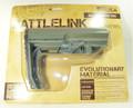 Mission First Tactical™ BMS - BATTLELINK™ Minimalist Stock Mil-Spec - FOLIAGE GREEN