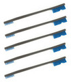 OTiS® All Purpose Blue Nylon Heat Treated Brushes 5-PK