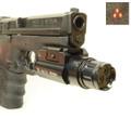 LaserSpeed™ XL-TR-L-R635 Tri-Beam Predator Red Laser