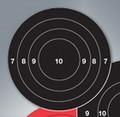 """TargDots® Bullseye 3"""" Slow Fire 50-PK"""