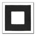 "TargDots® Benchrest Squares 1"" 75-PK"