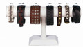 985 Brown - 4 dozen Leather Snap Bracelet