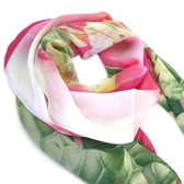 Hawaiian Tropic Print Scarf