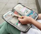 Travel Wallet - Passport Ticket Holder