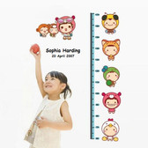 Personalised Children Growth Chart
