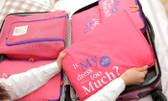 5 bags Luggage Organizer